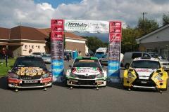 2017 McNulty Motors Stage Rally