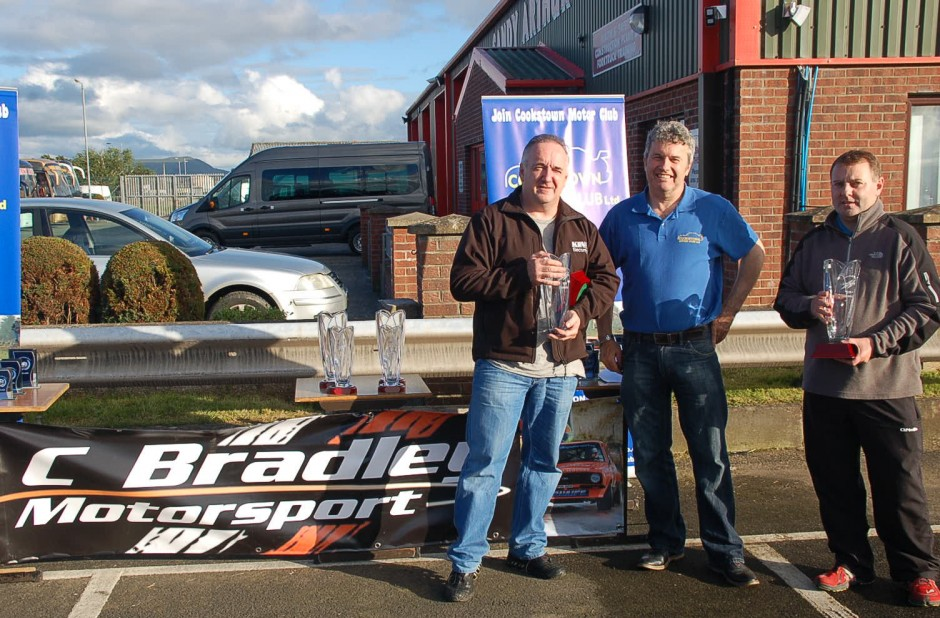 Tyrone Stages Cookstown Motor Club